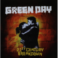 Greenday - 21st Century Breakdown (CD)