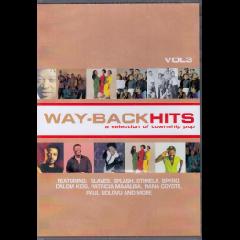 Way Back Hits - Vol.3 - Various Artists (DVD)