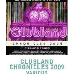 Clubland Chronicles 2009 - Various Artists (DVD)