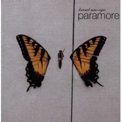 Paramore - Brand New Eyes (CD)