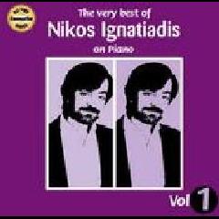 Nikos Ignatiadis - Best Of Nikos Ignatiades - Vol.1 (CD)