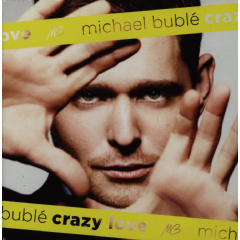 Michael Buble - Crazy Love (CD)
