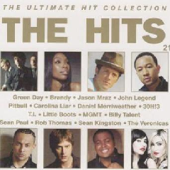The Hits 21 - Various Artists (CD)