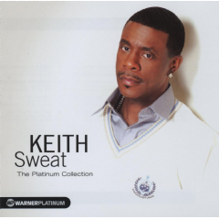Keith Sweat - Platinum Collection (CD)