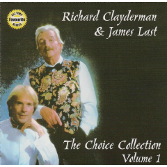 Clayderman, Richard / James Last - All Time Favourites (CD)