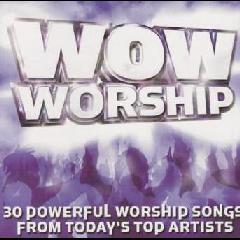 WOW Worship - Various Artists (CD)