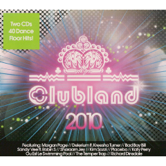 Clubland 2010 - Various Artists (CD)