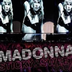 Madonna - Sticky & Sweet (CD + DVD)
