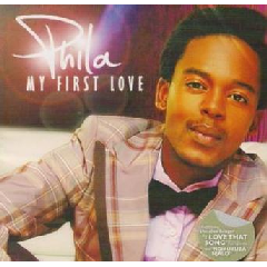Phila - My First Love (CD)
