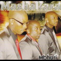 Mashakara - Mbhuri (CD)