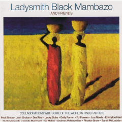 Ladysmith Black Mambazo - Ladysmith Black Mambazo & Friends (CD)
