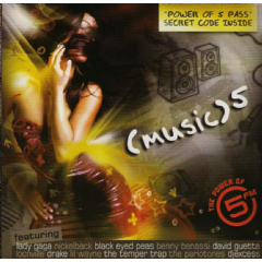Music To The Power Of 5FM - Various Artists (CD)