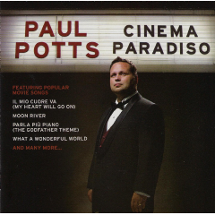 Paul Potts* - Cinema Paradiso (CD)