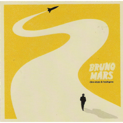 Bruno Mars - Doo-wops & Hooligans (CD)