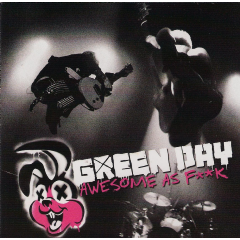 Green Day - Awesome As F**k (CD + DVD)