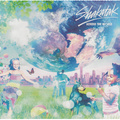 Shakatak - Across The World (CD)