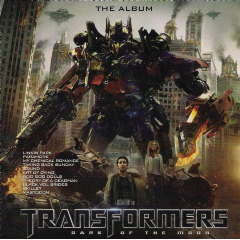 Soundtrack - Transformers 3 - Dark Of The Moon (CD)