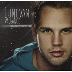 Donovan Vallance - Rock My Wereld (CD)