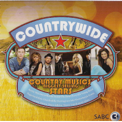 Country Wide - Various Artists (CD)