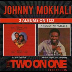Johnny Mokhal1 - Ma Afrika Reya Kae / Lerato Ka (CD)