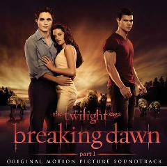 Soundtrack - Twilight Saga - Breaking Dawn (CD)