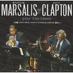 Wynton Marsalis & Eric Clapton - Play The Blues: Live From Jazz At Lincoln Centre (CD + DVD)