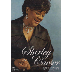 Shirley Caesar - 45th Anniversary - Live In Concert (DVD + CD)
