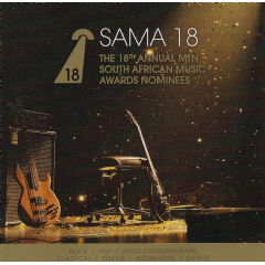 MTN SAMA 18 (Pop Rock Category) - Various Artists (CD)