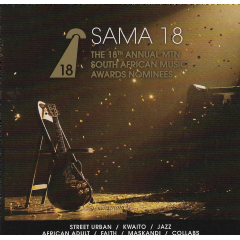 MTN SAMA 18 (Urban Soul R&B Category) - Various Artists (CD)