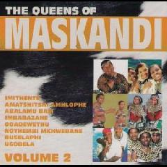 Queens Of Makandi - Vol.2 - Various Artists (CD)