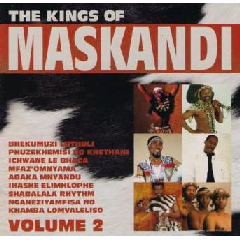 Kings Of Maskandi - Vol.2 - Various Artists (CD)
