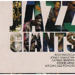 Varoius - SA Jazz Giants - Vol.1 (CD)