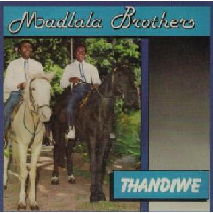 Madlala Brothers. - Thandiwe (CD)