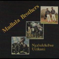 Madlala Brothers - Ngabalekelwa Umkani (CD)