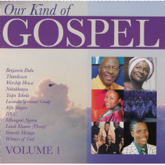 Our Kind Of Gospel - Vol.1 - Various Artists (CD)