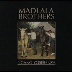 Madlala Brothers. - Ngangiyosebenza (CD)
