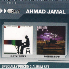 Ahmad Jamal - Digital Works / Rossiter Road (CD)