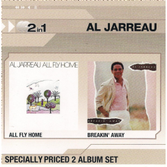 Al Jarreau - All Fly Home / Breaking Away (CD)