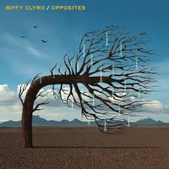Biffy Clyro - Opposites (CD)