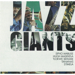 South African Jazz Giants - Vol.3 - Various Artists (CD)