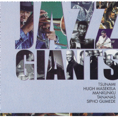 South African Jazz Giants - Vol.4 - Various Artists (CD)