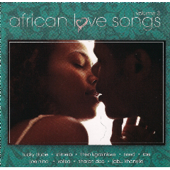 African Love Songs - Vol.3 - Various Artists (CD)