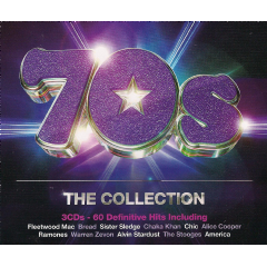 70's - The Collection - Various Artists (CD)