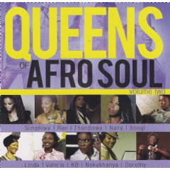 Queens Of Afro Soul - Vol.2 - Various Artists (CD)