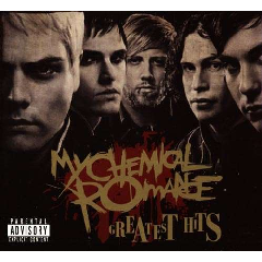 My Chemical Romance - May Death Never Stop You - Greatest Hits 2001-2013 (CD)