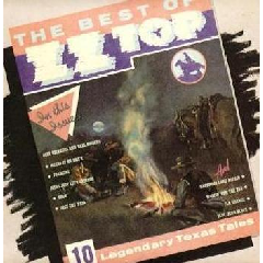 ZZ Top - Best Of ZZ Top (CD)