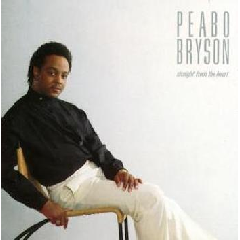Peabo Bryson - Straight From The Heart (CD)