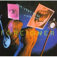 Foreigner - Very Best... And Beyond (CD)