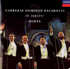 3 Tenors - 3 Tenors In Concert 1994 (CD)