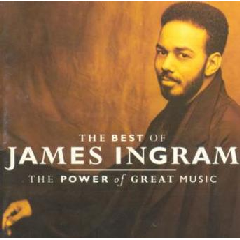 James Ingram - The Power Of Great Music (CD)